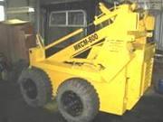 Ремонт мини-погрузчиков ковшевых типа МКСМ-800,  SunWard