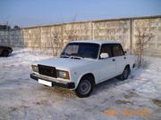 Продам ВАЗ 2107,  белый.