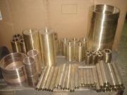 Втулки бронзовые, литье бронза латунь, заготовки бронза