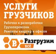 Услуги грузчиков в Рудном