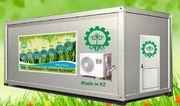 Гидропонное оборудование для выращивания готового корма. Рудный
